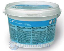 SEKUSEPT STERILIZZANTE A FREDDO in polvere per strumentario acido peracetico 2kg
