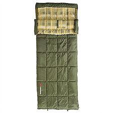 Caribee Safari Camper +5C All purpose Sleeping Bag OLIVE