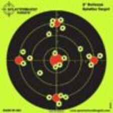 """20 Pack - 8"""" Bullseye Splatterburst Target"""
