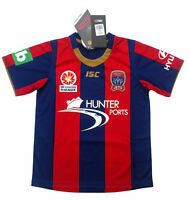 Newcastle Jets Kids Home Jersey Shirt 'Select Size' 8-14 BNWT A League