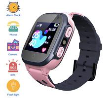 Kids Smart Watch Phone Games Tracker