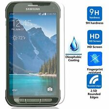 Premium Tempered Glass Film Screen Protector for Samsung Galaxy S4 Active