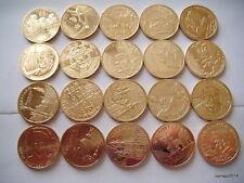 Poland 2 ZL Complete 20 Coins 2010 GN (Billig)