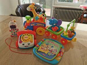 Baby Lernspielzeug Fisher Price Paket *4 Artikel*