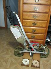 Vintage Earthway # 1001-B Garden Seeder, 12 Seed Plates, Fertilizer Dresser