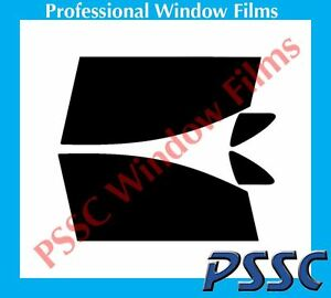PSSC Pre Cut Front Car Window Tint Films for TOYOTA Verso 2011-2016