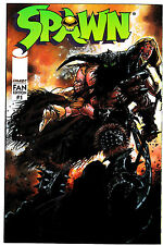SPAWN FAN EDITION #1 (NM-) Variant! 1st Nordik The Nordic Hellspawn! 1996 Image