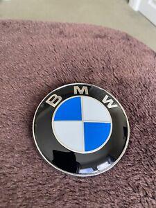 New 82mm BONNET/HOOD Replacement Emblem Badge E46 36 90 60 83 92 M3 M5 Fits BMW
