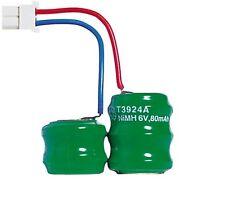 Batteria ricambio L4380/B per torcia estraibile BTICINO N4380 6volt