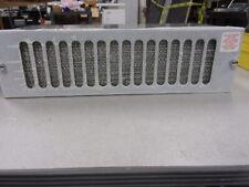 McLEAN Engineering Model 2EB3500A62 Rack Mount Exhaust Filter Dual Fan Blower