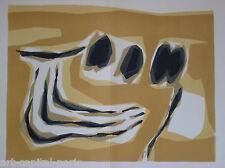 UBAC RAOUL LITHOGRAPHIE ORIGINALE DERRIÈRE LE MIROIR 1964 DLM N°142 LITHOGRAPH