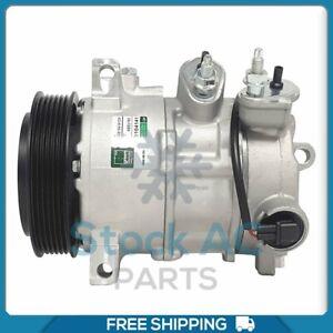 New A/C Compressor for Dodge Caliber 2009-12 / Jeep Compass, Patriot 2009-17