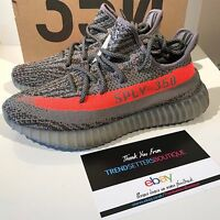 ADIDAS YEEZY 350 V2 BOOST BELUGA ORANGE BB1826 SOLAR UK US 8 8.5 9 9.5 AUTHENTIC
