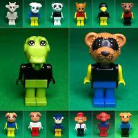 Lego Fabuland Figur Figuren zum aussuchen # VFabuland