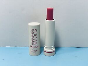 FRESH - SUGAR DREAM ADVANCED THERAPY SHEER PINK LIP TREATMENT - 0.07 OZ - NEW