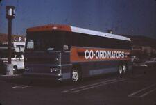 Co-Ordinatros Mci bus Ektachrome original Kodak slide