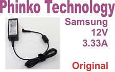 Original Adapter Charger Samsung ATIV Smart PC Pro XE700T1C-A02AU A01AU 12V3.33A