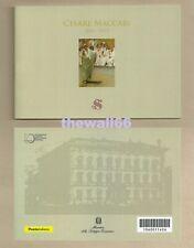 Italia 2019  CESARE MACCARI Libretto con Foglietto Numerato 19067/30000 MNH**