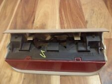 2001 2002  MITSUBISHI MONTERO XLS & LIMITED 3RD BRAKE LIGHT WITH TAN COVER