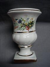 vase forme Médicis Henri Remouleau Limoges 1930 (réf I9)