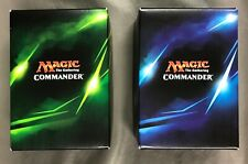 Magic the Gathering MTG Commander 2015 Swell the Host + Seize Control
