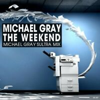 "Michael Gray - The Weekend (Sultra Remixes) (Vinyl 12"" - 2020 - EU - Original)"