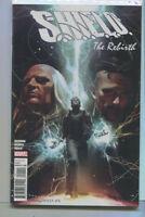 S.H.I.E.L.D.- The Rebirth  Collecting S.H.I.E.L.D. #1-4 NM Marvel Comics CBX5
