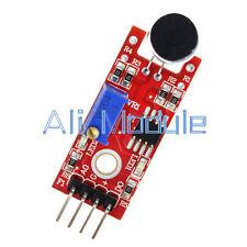 5PCS Microphone Sensor AVR PIC Sensitive Sound Detection Module For Arduino