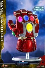 Hot Toys Cosbaby Toy COSB572 Nano Gauntlet Bobble-Head Figure Model Collectible