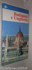 BUDAPEST E UNGHERIA Le Guide del Gabbiano 1997 Viaggi Turismo Itinerari Europa