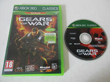GEARS OF WAR - MICROSOFT XBOX 360 - JEU X BOX 360