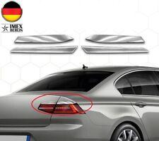 Rückleuchte Leisten für VW Passat B8 ab 2014 Limo Chrom Abdeckung Heckleuchten