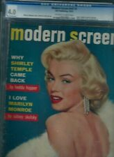 Modern Screen #v47 #5 CGC 4.0