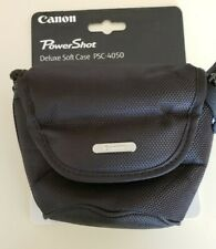 Canon PSC-4050 Deluxe Soft Case for Select Canon PowerShot Cameras #8059B001
