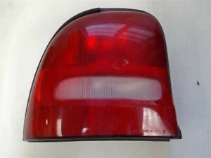 Driver Left Tail Light Fits 95-99 NEON 171214
