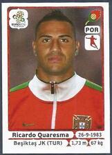 Panini Euro 2012 - #273 - Portugal-Besiktas-Ricardo Quaresma