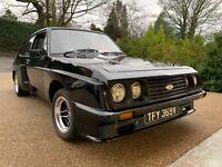 1979 FORD ESCORT RS 2000 CUSTOM X-PACK RS2000 BLACK