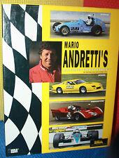 "Mario Andretti's Racing Challenge IBM/PC 3-1/2"" CIB"