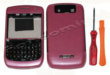 Fascia Housing Battery Cover Keypad For Blackberry Curve Javelin 8900 Pink Tools