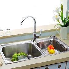 Soap Dispenser Kitchen Sink Faucet Bathroom Shower Lotion Shampoo Pump @MW