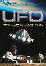 Ufo Cofanetto #01 (4 Dvd) - ITALIANO ORIGINALE SIGILLATO -