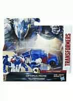Transformers The Last Knight Turbo Changer Cyberfire Optimus Prime Authentic