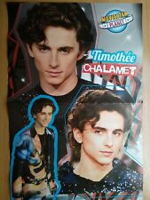 POSTER * TIMOTHEE CHALAMET / ONE DIRECTION *