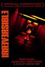 IRREVERSIBLE Movie POSTER 27x40 B Monica Bellucci Vincent Cassel Albert Dupontel