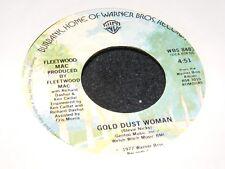 FLEETWOOD MAC 1977 Essential Soft Rock 45 rpm single YOU MAKE LOVING FUN Warner