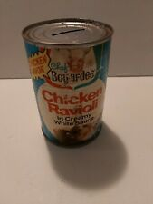 Chef Boyardee Bank chicken ravioli in creamy white sauce Bank Pre-owned