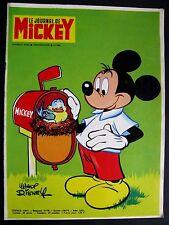 Le journal de Mickey N° 1089 du 5 /1973 -Walt Disney Edi-Monde