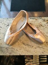Women's Bloch Axiom Pointe Shoes (S0180L) Size 6.5 2X