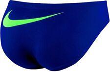 Nike Men's Big Swoosh Swim Brief Deep Crimson - Size 26 NWT and in Original Box