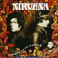 Nirvana Travelling On A Cloud CD NEW 60's Psych Rainbow Chaser/Tiny Goddess+